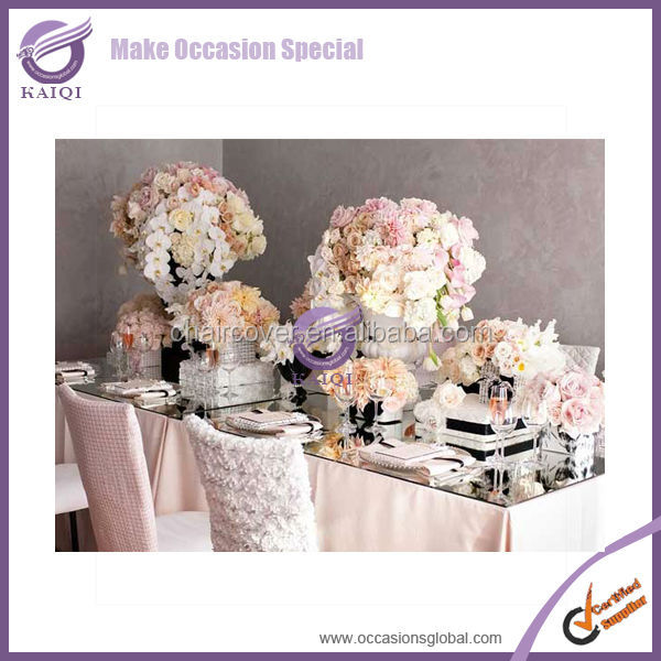 K1384 blush pink bridal hair accessories wedding artifical flower