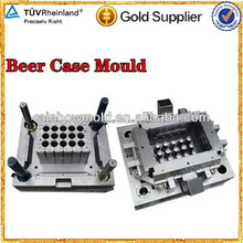 Plastic Mould for set/15 beer case