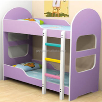 Comfortable kids bunk bed and kids bedroom furniture