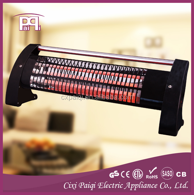 1200Welectric min portable quartz infrared room heater CE/CB approval