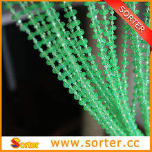2015 newest design for plastic beaded curtain