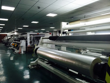 bopet film transparent clear pet roll for printing