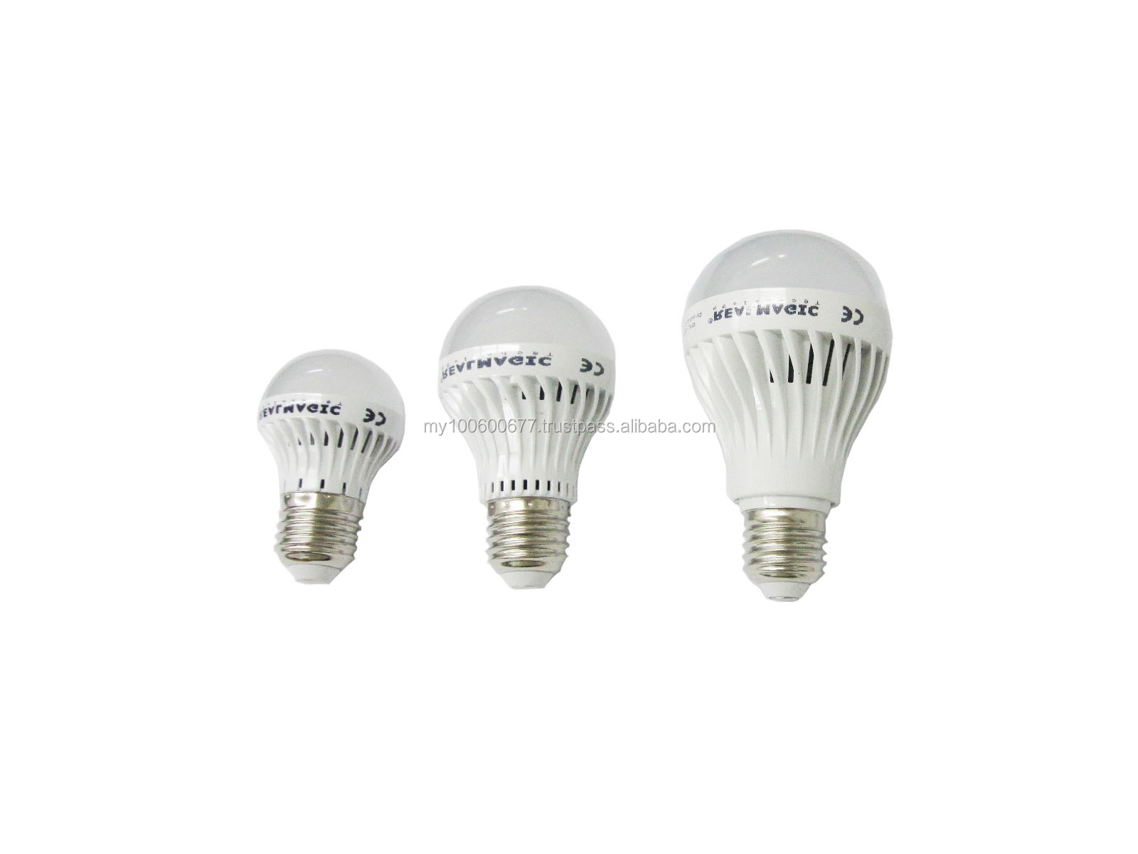 Hi-efficient Energy Saving LED Lamp Bulbs
