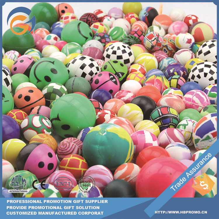 Top Sell Vending Toys Bouncing Ball for Vending Machine