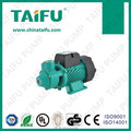 TAIFU brand 230V 0.5hp copper wire electric peripheral green color water pump for home