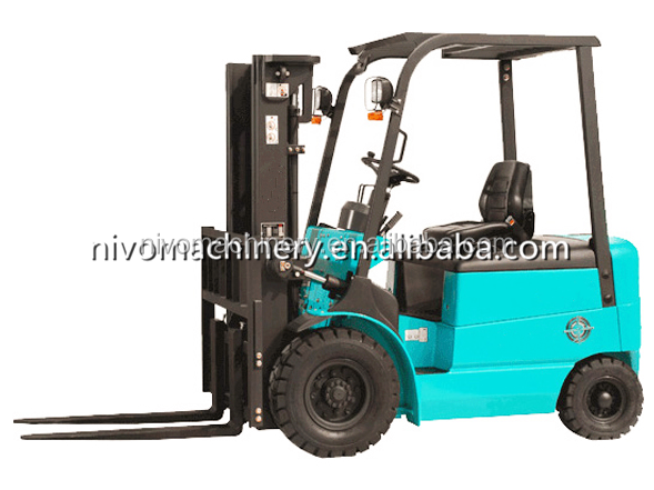 New 1.5tons AC electric forklift truck CPD15J, material handing equipment on hot sale