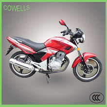 Good quality fahion gas125cc high power street motorcycle