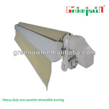 Popular customized Retractable Awning/Awning components/electric sunshade