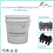 Excellent Two components epoxy potting Adhesive /hs code battery adhesives