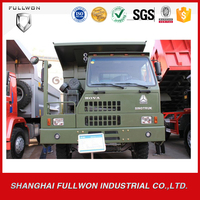 Sinotruk widely used brand new 6*4 43t heavy mine dump truck
