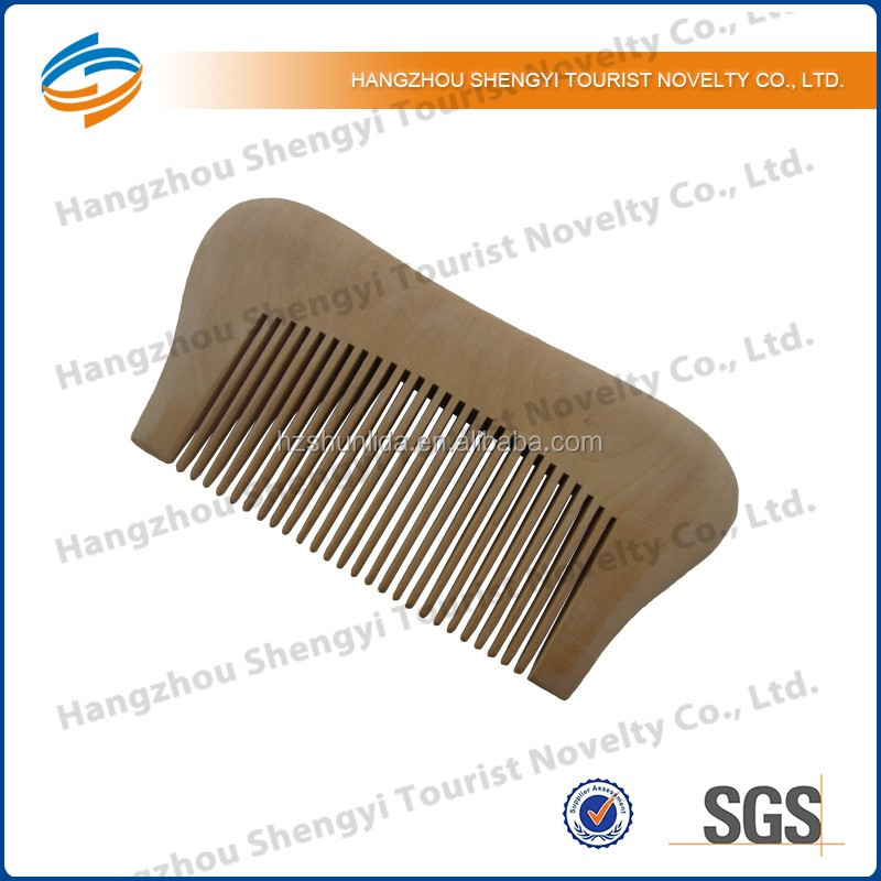 Wholesale Fashion Cheap Hand Made Wooden Comb