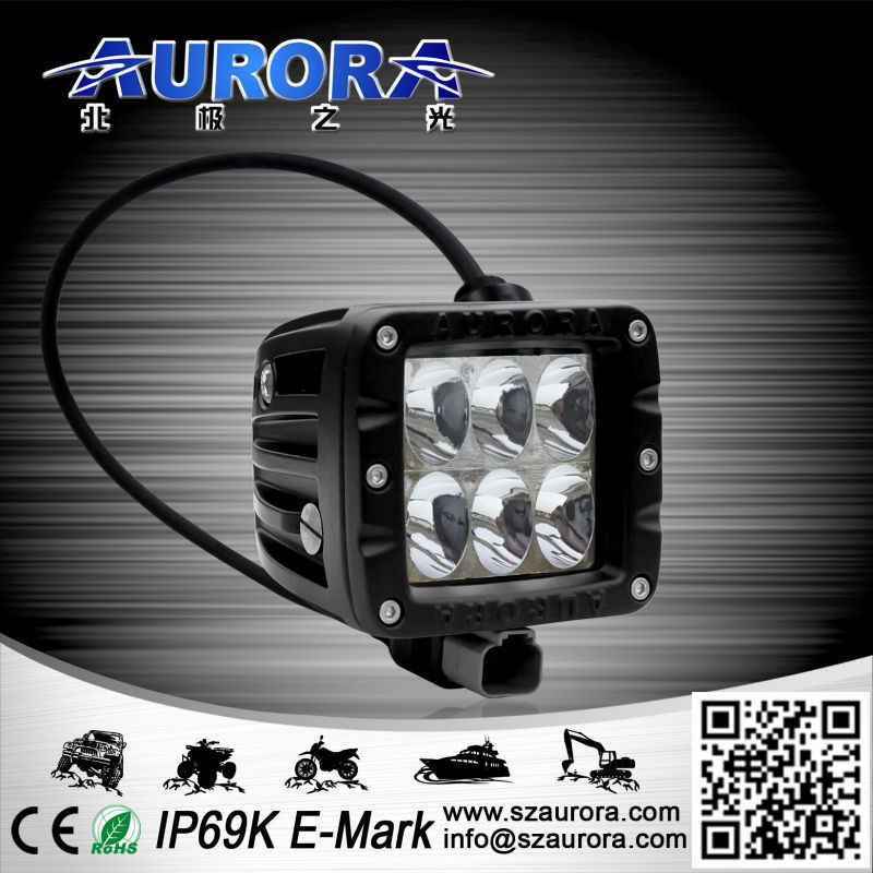 Factory direct sell low power consumption 2inch 30W driving beam working lights xxl power life