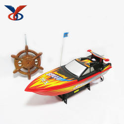 New product high speed brushless big rc speed boats