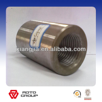 45# carbon steel building material threaded rebar connector for construction