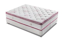 Mattress Fantasy- Knit Fabric Compressed Mattress The Most Popular King Size Pillow Top Pocket Spring Mattress