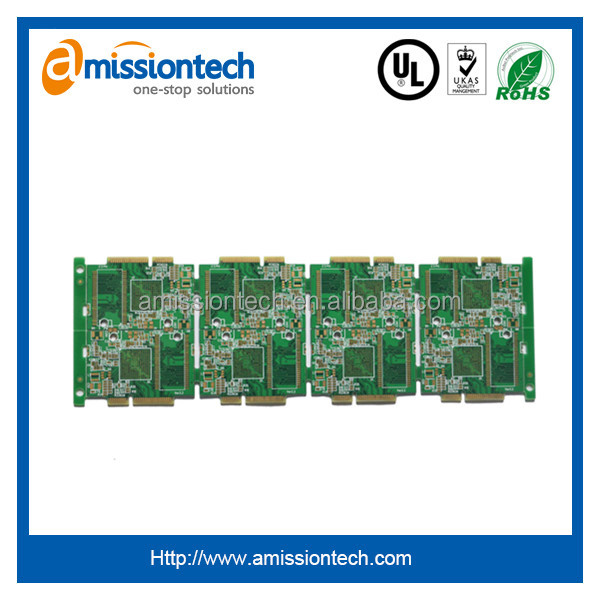 fr4 multilayer electronic BGA PCB board made in China