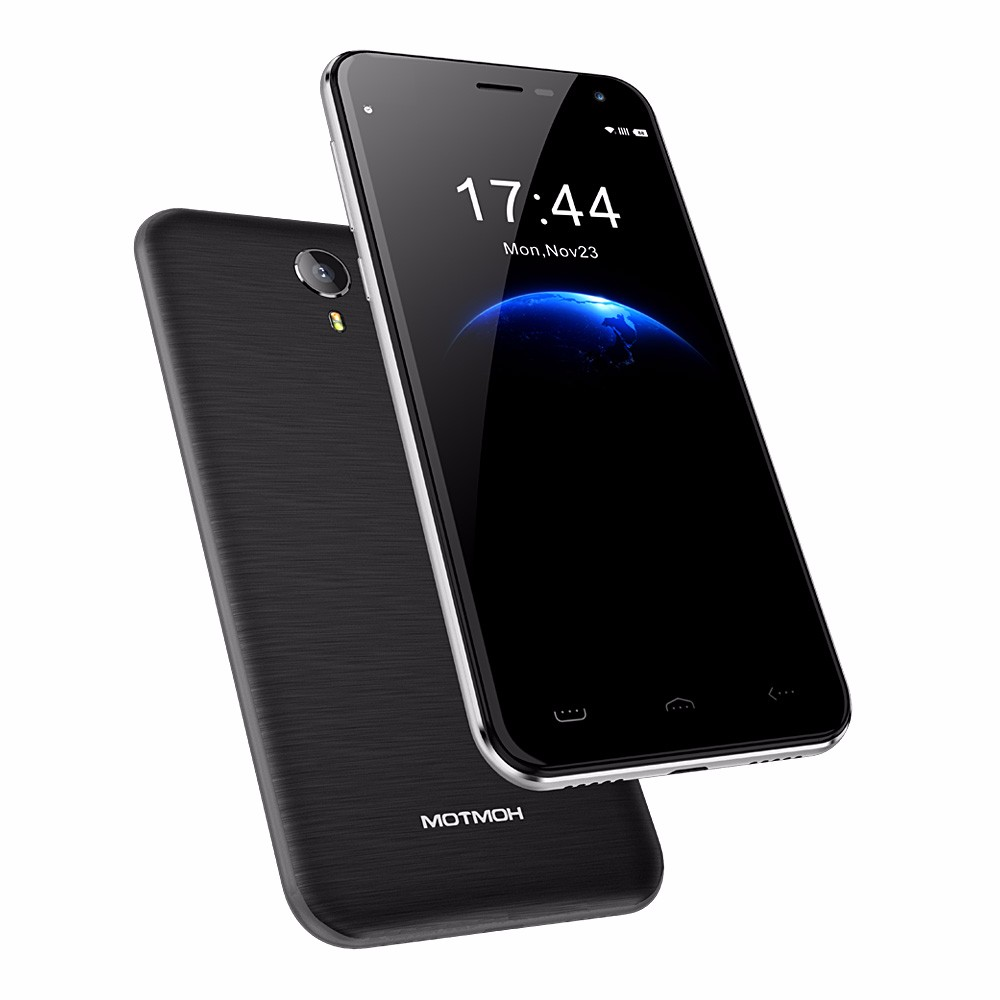 Original HOMTOM HT3 Pro Smartphone Android 5.1 MTK6735P Quad Core 2GB RAM 16GB ROM Cell Phone 5.0 Inch 3000mAh Mobile Phone