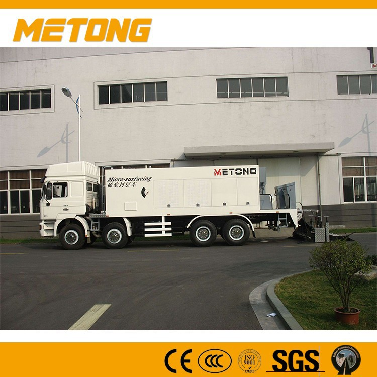 Metong Micro-Surfacing,road building machine,slurry seal company