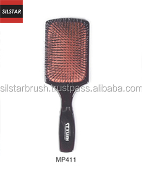 M-HANDLE BOAR BRISTLE HAIRBRUSH