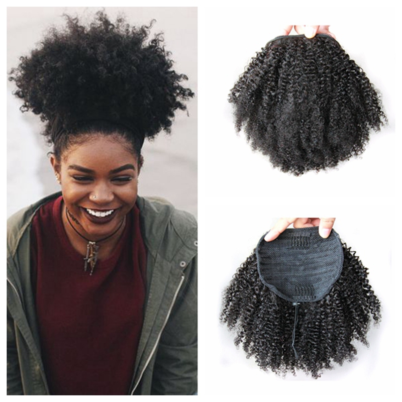 Wholesale Curly Hair Ponytail Extensions Online Buy Best Curly