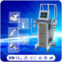 Globalipl HOT SELLING RF roller vacuum Slimming machine ultrasound body massage