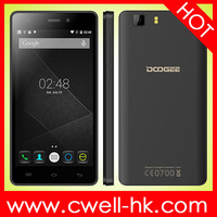 Low Price China Mobile Phone DOOGEE X5 3G Android 5.1 5 Inch HD IPS MTK6580 Quad Core 1GB RAM 8GB ROM 5MP WIFI GPS Unlocked