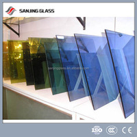 Online low-e glass (low emission coated glass)