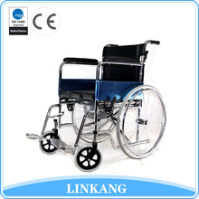 2017 New design steel wheel chair commode for disabled