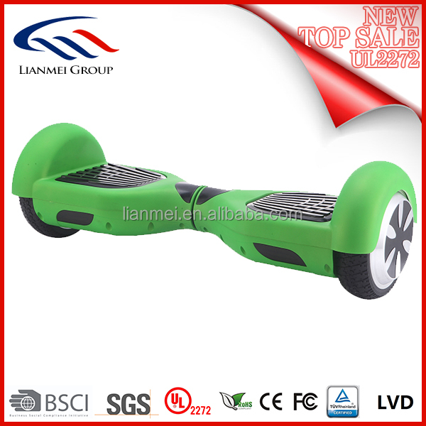 2016 6.5 inch Latest Balance Car 2 Wheel Smart Electric Self Balance Scooter Hoverboard