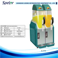 Fashion and best price ice slush machine, cold drink machine
