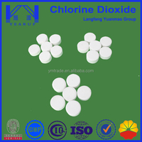 Stabilized Clo2 Tablets for Soil Fungicides Manufacturer with MSDS