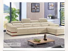 Germany Leather Hot Sale Living Room Sofa BK15