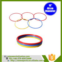 2016 newly designed training-agility-speed rings