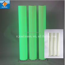 CY New Products PVC Reflective Material Night Glow Film,Glow In The Dark,Reflective Film