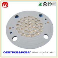 Hot Selling AAA Quality Multilayer 94V0 FR4 Aluminium PCB LED Wholesaler From China