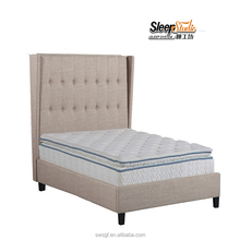 King size new design royal modern bed any model and color could be customized