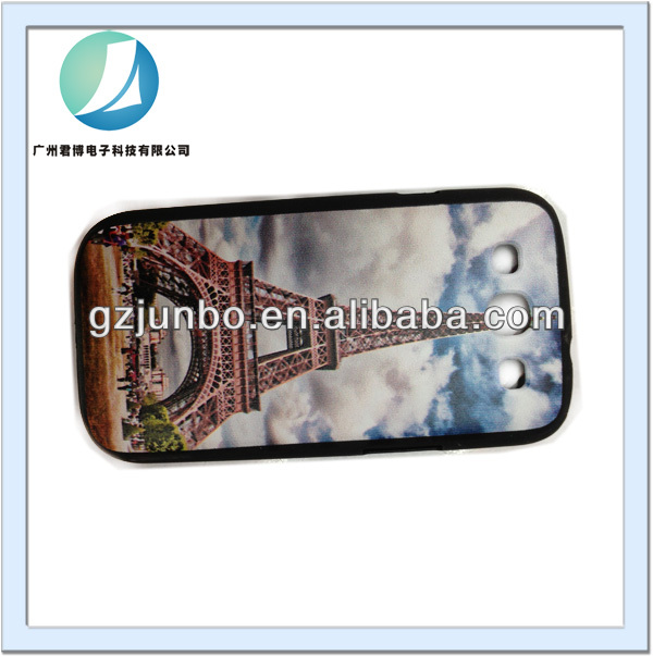 Wholesale Eiffel Tower Design Hard Case For Sumsung Galaxy S3