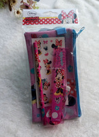 Hot EVA pencil case school stationery gift set