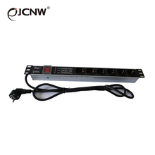 19 inch PDU power strip surge protector