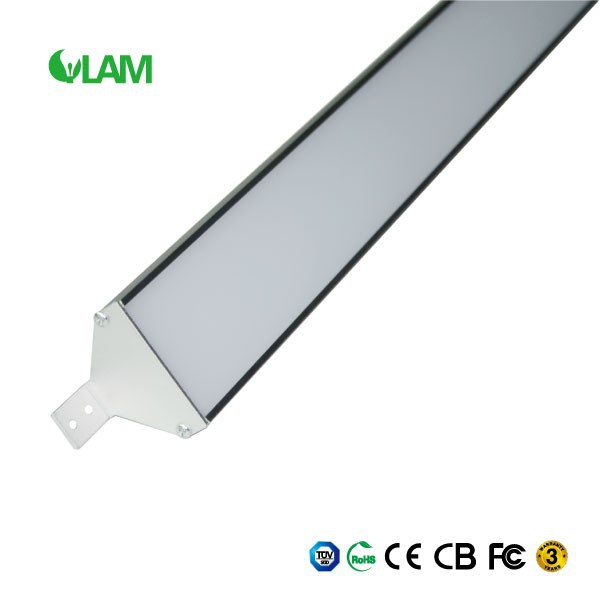 1200mm 48w Smd2835 Commercial Led Oval Pendant Lighting Housing