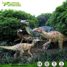 Dinosaur to Build Large Dinosaur Park