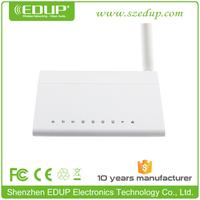 1 WAN 4 LAN 150Mbps Wireless ADSL Router WiFi Modem 192.168.1.1