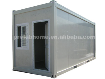 Hengxin Group flat packed mobile prefabrication contanier house