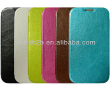 New Hybrid PU Leather Flip Case Cover for Samsung Galaxy S4 Mini i9190