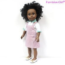 African american doll custom black doll with afro hair
