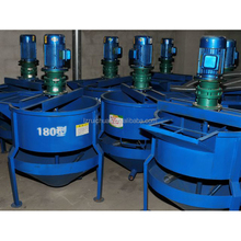 High Quality 180L Vertical Paddle Cement Mortar Mixer
