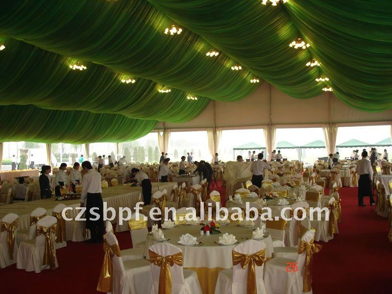 Big Outdoor Exhibition Tent