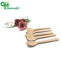 Custom printed disposable wooden tea spoon
