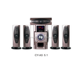 5.1 speakers home theater Factory wholesale 5.1 wireless speakers surround home theater with USB/SD remote