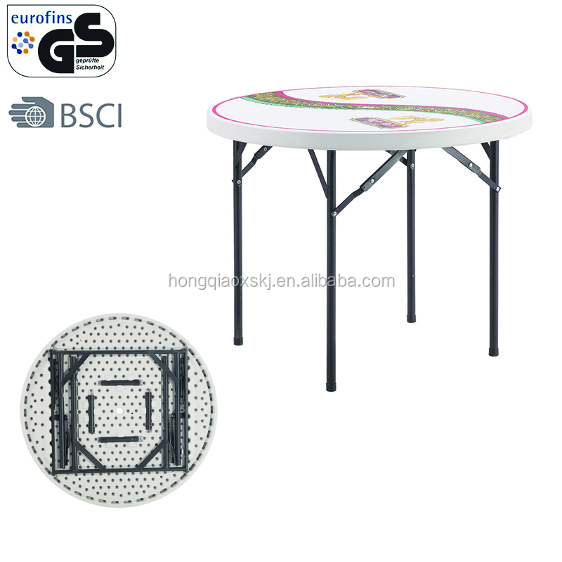 resin 3feet white/black poker table with umbrella hole commercial use indoor/outdoor